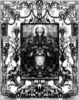 Psychotrophic Madonna by gromyko