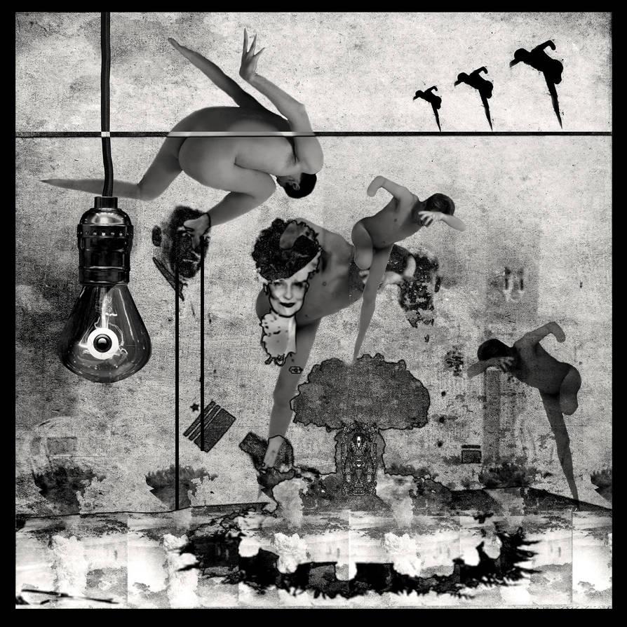 The Hallucinogenic Diver by gromyko