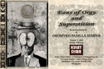 FirstSoloExhibition Invitation by gromyko