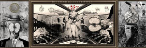 El Triptico sacrilego by gromyko