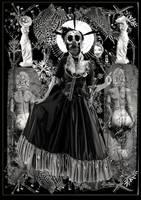 Madame LaMorte by gromyko