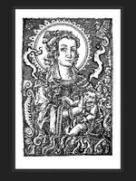 our lady of perpetual abandon by gromyko