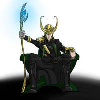 Loki by Reno-Viol