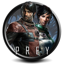 PREY png icon by S7 by SidySeven