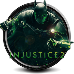 INJUSTICE 2 Png icon by S7 by SidySeven