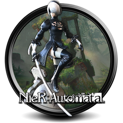 NieR:Automata Png Icon by S7 by SidySeven