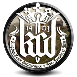 Kingdom Come Deliverance PNG Icon V3 by S7 by SidySeven