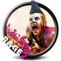 RAGE 2 Png Icon by S7 by SidySeven
