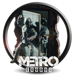 Metro Exodus png icon by S7 by SidySeven
