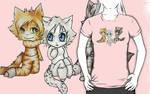 Cats the musical - Fan shirt 1 by GarnetWeavile461