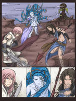 Dissidia Aces Cycle 02 - Round 3 by RedKid11