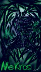 [warframe] Nekros by Seon-U