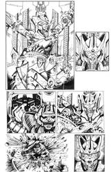 Quickspin Page 1 by multi-comics