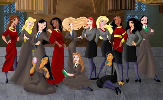 Disneywarts by zantror