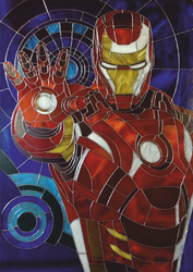 Iron Man by Art-Brother