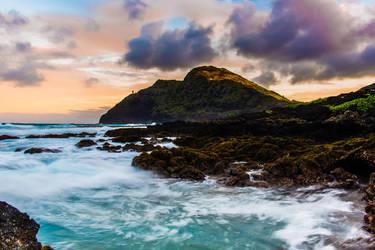 Makapuu and Rabbit Island Oahu Hawaii by shod