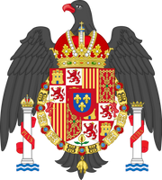 Coat of Arms of the Spanish Empire by FitzGeraldian