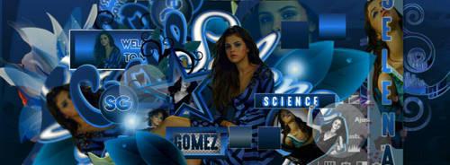 Portada Science-Selena Gmez. by GirlOfCrystalEdits