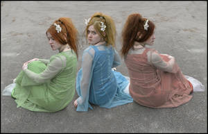 Three Sisters by Eirian-stock