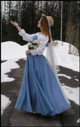 Miss Bluebell V by Eirian-stock