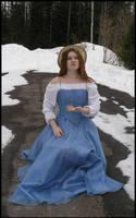Bluebell Dress II by Eirian-stock