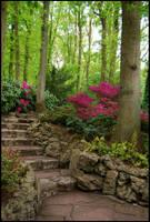 BG Stairs by Eirian-stock
