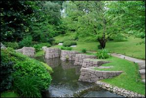 BG Green Garden I by Eirian-stock