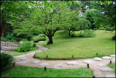 BG Green Garden II by Eirian-stock