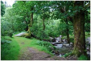 BG Glendalough I by Eirian-stock