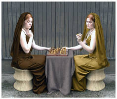 Game Of Chess by Eirian-stock