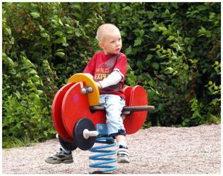 Playground by Eirian-stock