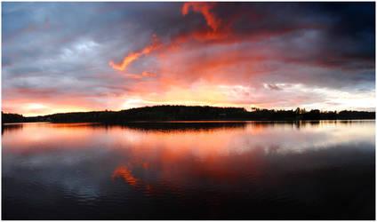 BG September Sunset by Eirian-stock