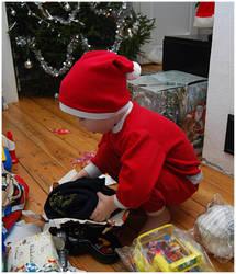 Christmas Elf X by Eirian-stock