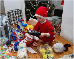 Christmas Elf IX by Eirian-stock
