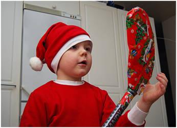 Christmas Elf VIII by Eirian-stock