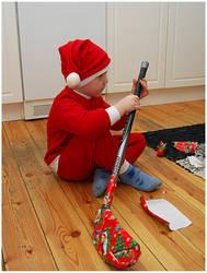 Christmas Elf VII by Eirian-stock