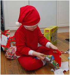Christmas Elf III by Eirian-stock