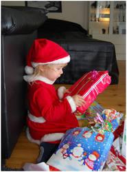 Christmas Elf II by Eirian-stock