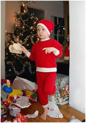 Christmas Elf I by Eirian-stock