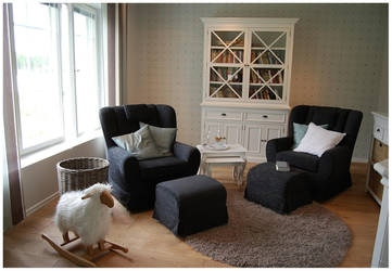 BG Living Room by Eirian-stock