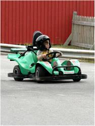 Little Driver by Eirian-stock