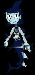 Swordfish Mermaid by PantaroParatroopa