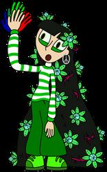 Midori Fukumori - Robyn's Newest Employee by PantaroParatroopa