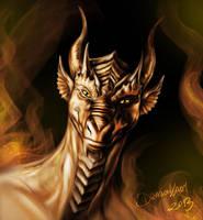 Look into my eyes by Eva-the-DragonLady