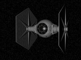 Tiefighter by chain