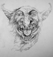 Angry Troll by Azurenex