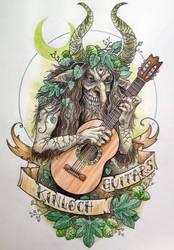 Kinloch Guitars by Azurenex