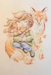 That autumn feeling by Azurenex