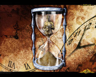 You Can't Stop Time by halil-art