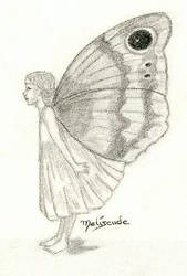 Little Butterfly Fairy by Melisende-FairyKiss
